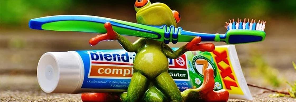 Dental-Brushing